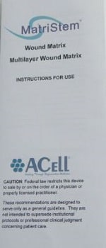 ACell MatriStem Powder