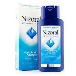 Nizoral A-D Shampoo for Dandruff Treatment