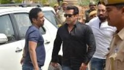 Salman Khan 2018 Hairline