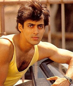 Salman Khan Full Head of Hair