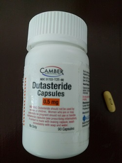 Dutasteride for Hair Loss