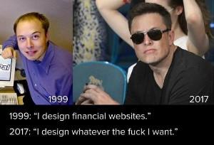 Elon Musk's Hair Today