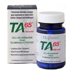 TA-65 for Telomerase Activation
