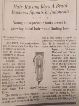 Beard Growth from Minoxidil - Hair Loss Cure 2020