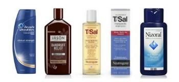 The 5 Best Dandruff Shampoo Choices