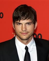 Ashton Kutcher Long Hair
