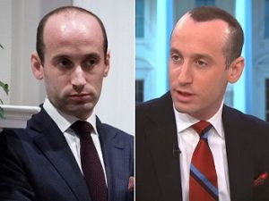 Stephen Miller Balding Hair