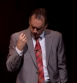 Jordan Peterson Balding Hairline