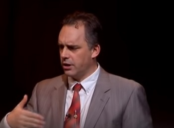 Jordan Peterson Hairline in 2010