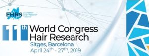 World Congress for Hair Research, 2019
