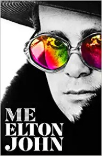 Elton John in Hat Autobiography