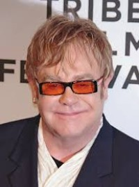 Elton John Hairpiece Hair System.