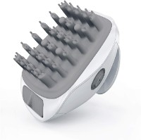 Electric scalp massager for hair growth.